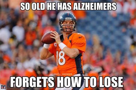 Peyton Meme - peyton manning throws 7 tds becomes internet meme