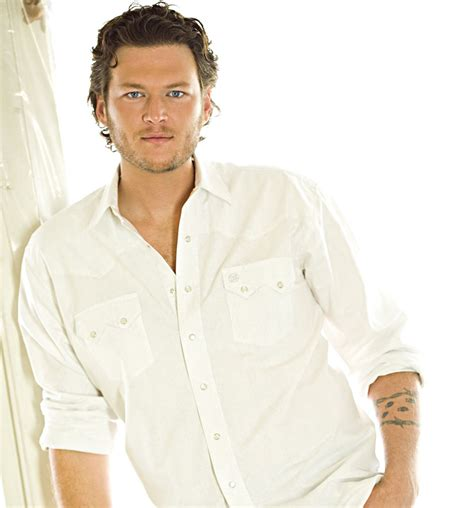 blake tattoo shelton tattoos pictures images pics photos of his