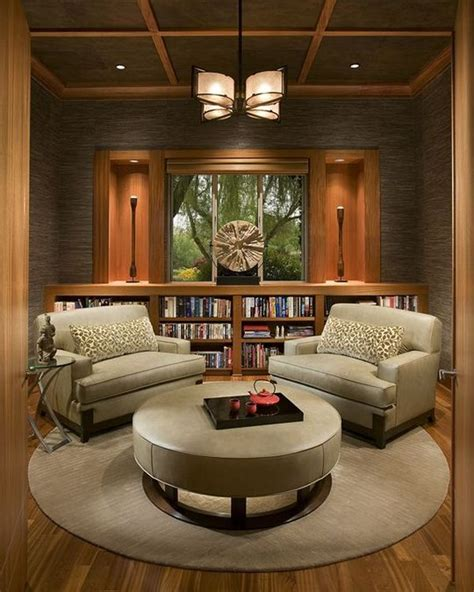 Chairs For Rooms Design Ideas 62 Home Library Design Ideas With Stunning Visual Effect