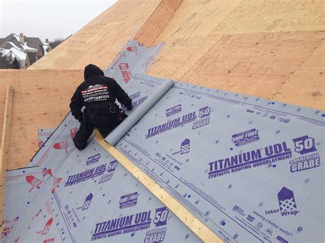 synthetic roof underlayment vs felt rhinoroof synthetic roofing underlayment a b edward