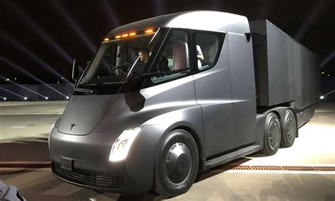 tesla truck tesla has unveiled all new electric truck and it looks
