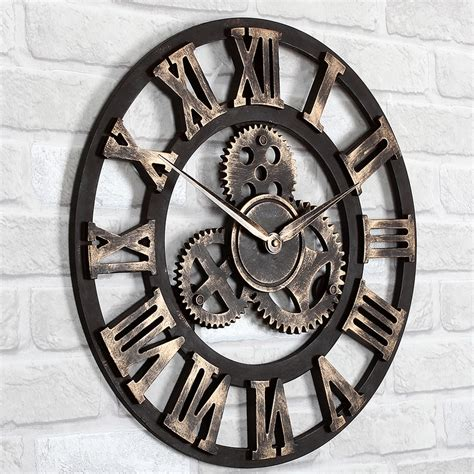 Large Wall Clocks How To Choose The Right Large Decorative Wall Clocks