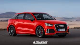 Mini Clubman Interior Dimensions Audi Rs Q2 Can Finally Be Rendered Could Happen By 2018