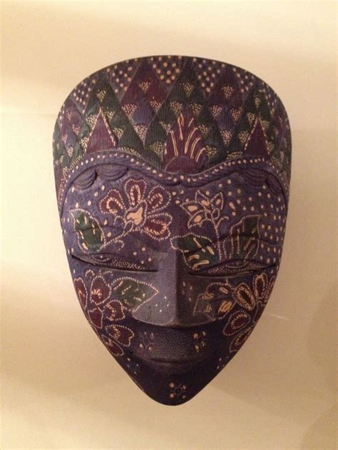 Masker Java 17 best images about masks on javanese home and performing arts