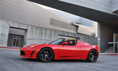 The Tesla Roadster Tesla Roadster 2 5 2011 Cartype