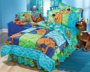 scooby doo bedroom scooby doo thumbprints boys and girls comforter twin
