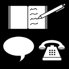 kleurplaat communicatie afb  images