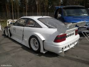 What Nationality Is Vauxhall Opel Calibra Race Car Fast Cars Cars And