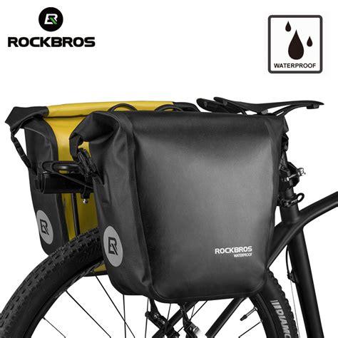 best mtb waterproof rockbros bicycle bike bag portable waterproof cycling mtb
