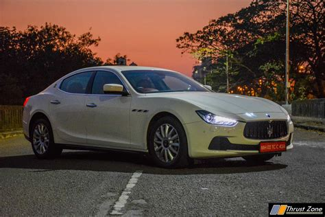 Maserati India by Maserati Ghibli India Review Drive The Definitive