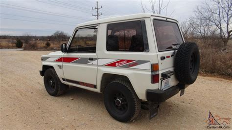 toyota blizzard 1986 toyota blizzard lx turbo diesel a c pto winch 4x4
