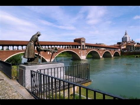 pavia borgo ticino pavia borgo ticino monumento alla lavandaia ponte