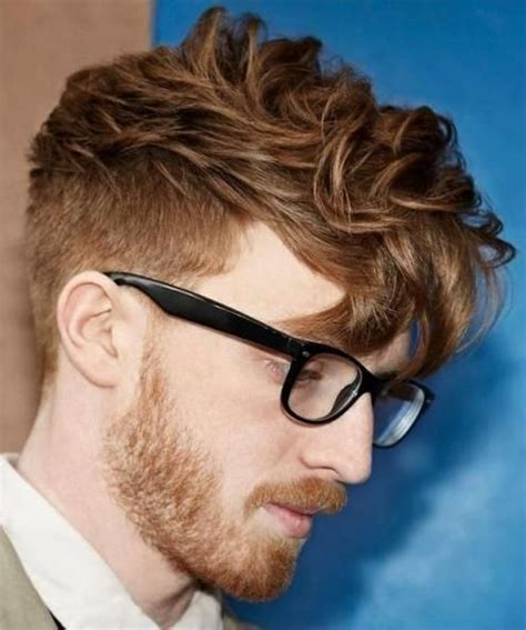 wave men haircuts men hairstyle with brown waves men hair style pinterest