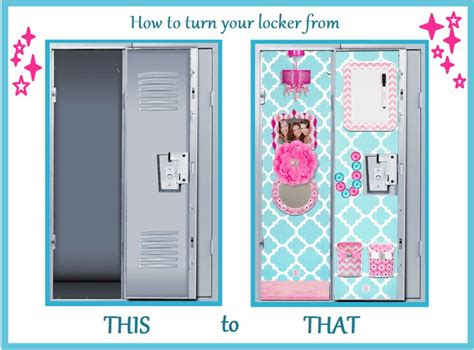 Locker Diy Decorations by Best 25 Cool Locker Ideas Ideas Only On