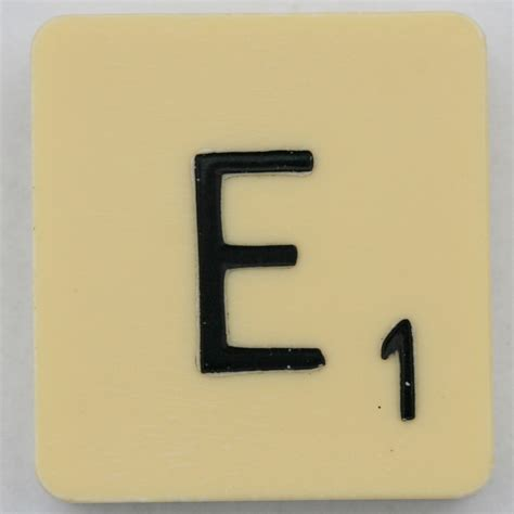 scrabble letters scrabble letter e a photo on flickriver