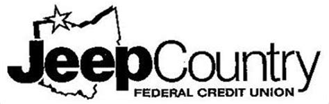 Jeep Federal Credit Union Jeep Willys Logo Logos Database