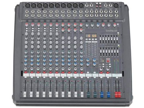 Mixer Cina china audio mixer powermate 600 china audio mixer