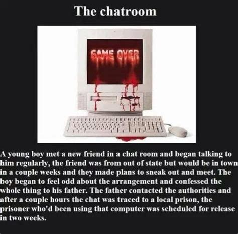 The Chat Room by The Chat Room Scary Story Scary Stories And Images
