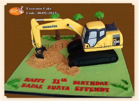 digger cake template excavator cake tin images