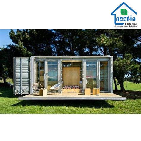 Portable Guest House by White Steel Nest In Portable Guest House Rs 350000