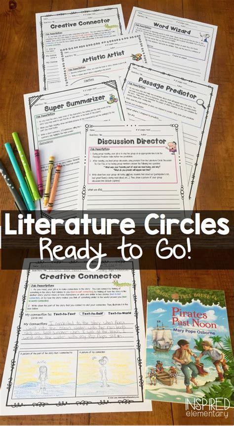 themes for literature circles 263726 best secondgradesquad com images on pinterest