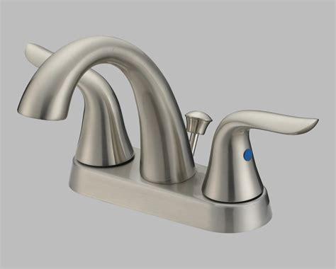 bathroom sinks and faucets ideas bathroom sinks and faucets ideas delta leland two handle