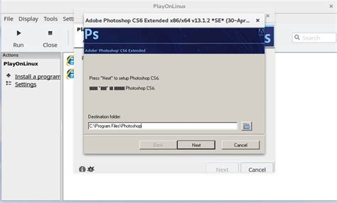 how to install 100 working photoshop cs6 or cc on ubuntu debian how to install adobe photoshop cs6 in linux ubuntu 16 04