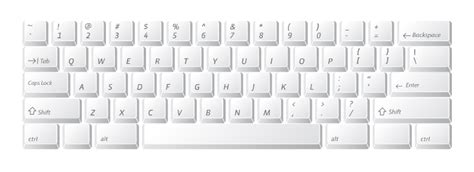 template of keyboard printable computer keyboards