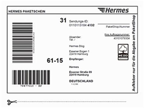Gls Paketaufkleber Drucken by Hermes Sendungsverfolgung Paketverfolgung Paket Net
