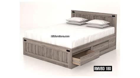 Ranjang Dengan Laci rmvbd 180 ranjang laci minimalis romanov pro design
