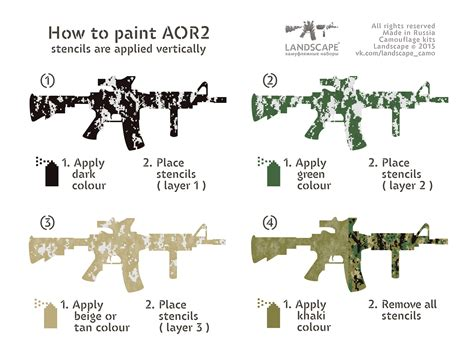 how to paint a l how to paint aor2 coating and stippling