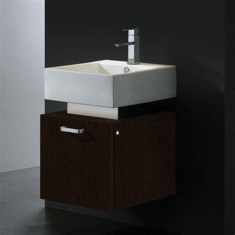 18 Inch Vanities For Bathrooms Vigo 18 Inch Single Bathroom Vanity By Vigo Industries