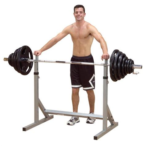 Rack Squat by Solid Powerline Squat Rack