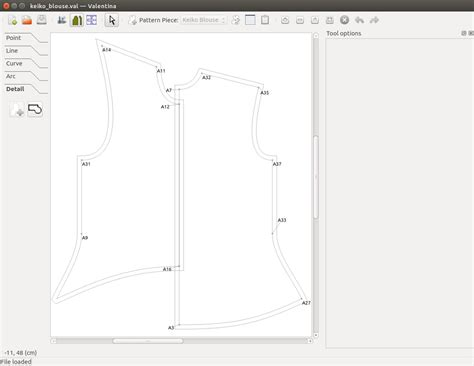 valentina pattern drafting software valentina open source pattern making software for