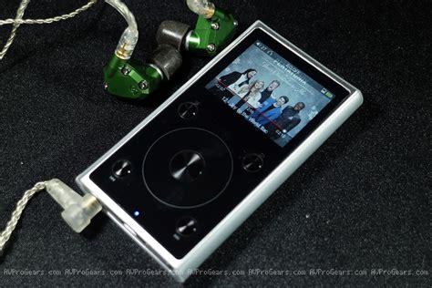Dijamin Fiio X1 Ii 2nd Generation Portable Hi Res Dap 100 Original fiio x1 2nd review a portable hi res player with bluetooth audio visual pro gear