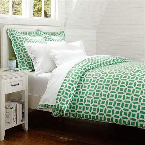 green and white duvet cover 17 fabulous modern bedding finds