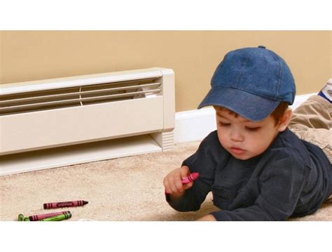 electric hydronic baseboard heater hbb series marley
