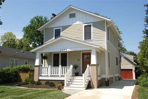 1920s craftsman style home renovation dominion