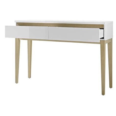Console Meuble Blanc by Console Meuble Blanc Galerie De D 233 Coration 2019