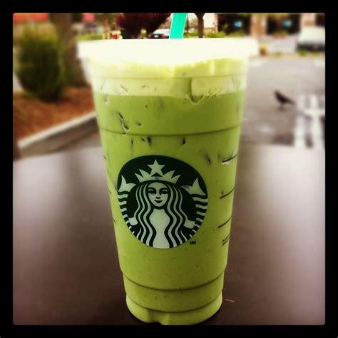 Iced Green Tea Latte Coffee Bean Harga venti iced green tea latte with vanilla bean my weakness