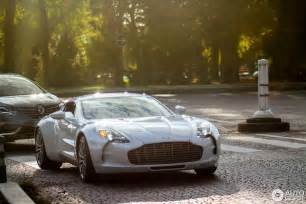 Aston Martin 3 Aston Martin One 77 15 October 2016 Autogespot