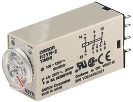 timer relay omron h3y 2 by wobble h3y 2 dc24 3h omron industrial automation solid state