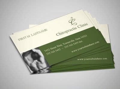 Free Business Card Templates For Therapy by Simple And Business Card Templates On