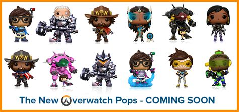 make your next blog pop with these three ui designs new wave of overwatch funko pops arriving in may kill ping