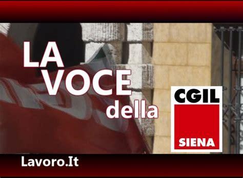 ufficio vertenze cgil roma lavoro it il programma tv web della cgil siena domani