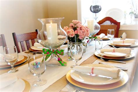 Dining Table Candle Centerpiece Ideas 35 Inspiring Dining Room Decorating Ideas