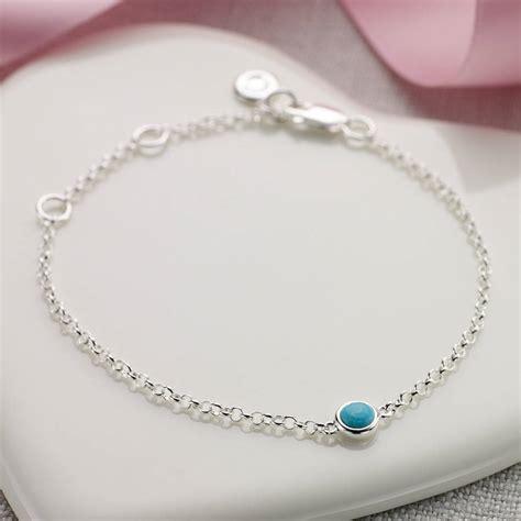 december birthstone bracelet by molly brown