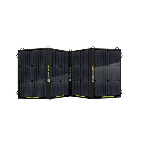 goal zero yeti 1250 watt solar generator with roll cart