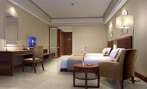 hotel interior design modern minimalist interior design hotel room 3d house