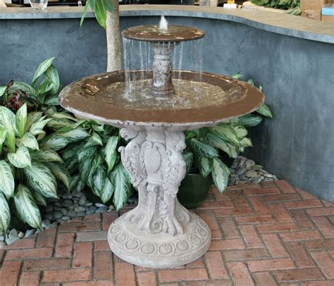 aquascape baroque decorative water features